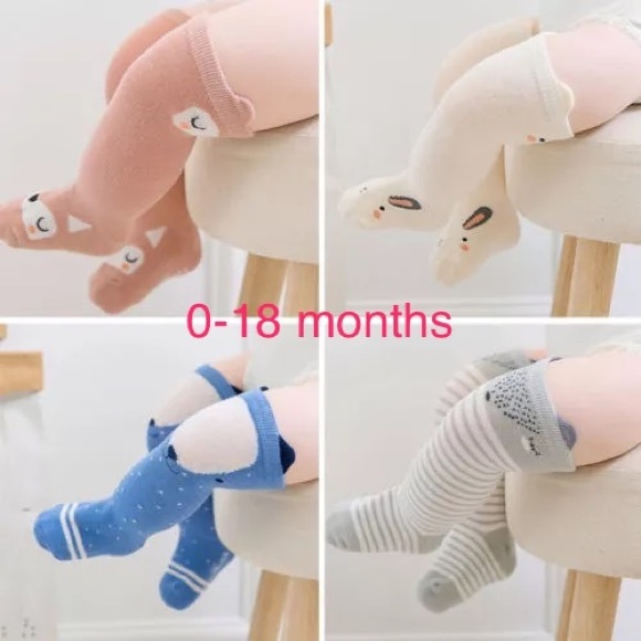 413be7fb554ec Baby girl socks one size (0 - 18 Months) Boutique